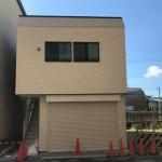 桜井駅前正面道路側(外観)